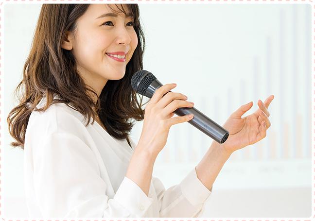 「声」をお届けするサービスをご提供しております